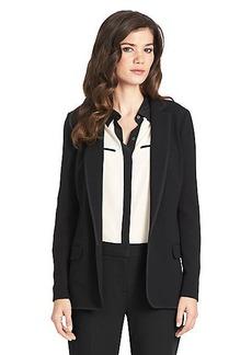Bridgett Soft Tuxedo Jacket