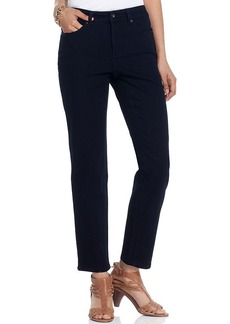Charter Club Jeans, Straight-Leg Ankle, Rinse Wash