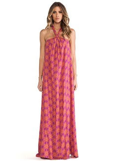 Ella Moss Moselle Maxi Dress in Fuchsia