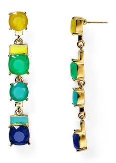kate spade new york Cause a Stir Linear Earrings