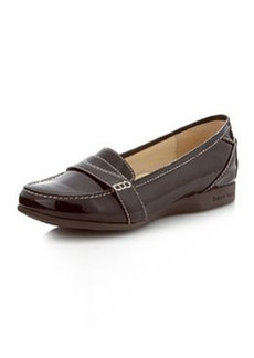 Taryn Rose Terry Patent Loafer