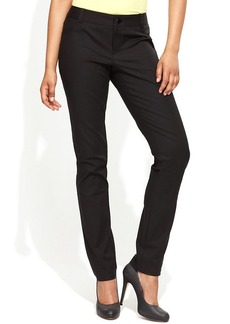 INC International Concepts Petite Bootcut Pull-On Pants