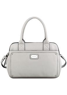 Nine West Handbag, Double Vision Medium Satchel