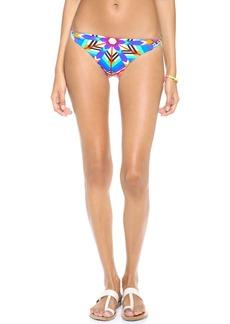 Mara Hoffman Kites Basket Weave Bikini Bottoms