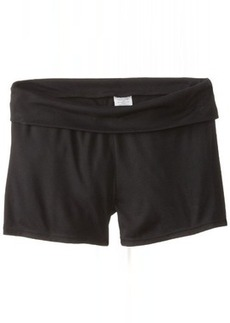 Danskin Women's Drape Tap Short