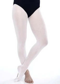 Danskin Women's Durasoft Nylon Semi-Opaque Convertible Backseam Tight
