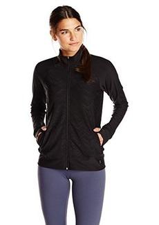 Danskin Women's Interval Jacquard Jacket