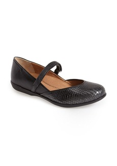 Dansko 'Nanette' Mary Jane Flat (Women)