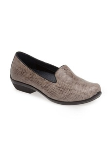 Dansko 'Olivia' Smoking Slipper Flat (Women)