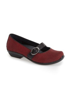 Dansko 'Orla' Mary Jane (Women)