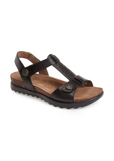 Dansko 'Pasha' Leather Sandal (Women)