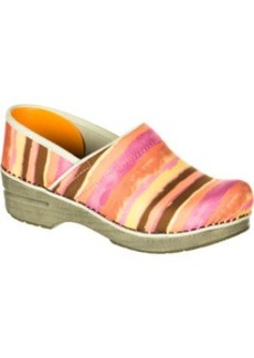 Dansko Professional Watercolor Clog - Women's