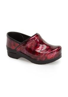 Dansko 'Stapled Collection - Professional' Clog (Women)