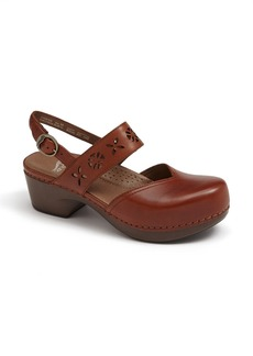 Dansko 'Trista' Leather Clog