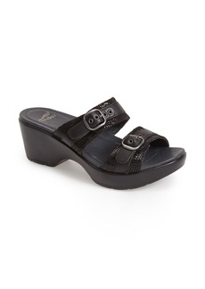 Dansko 'Vista Collection - Jessie' Double Strap Sandal (Women)