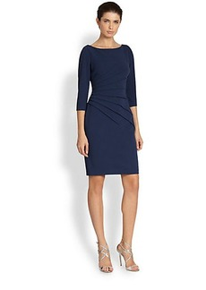 David Meister Febron Seamed Dress