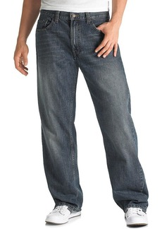 Levi's 569 Loose Straight-Fit Indie-Blue Jeans