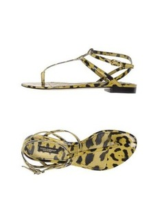 DOLCE & GABBANA - Flip flops & clog sandals