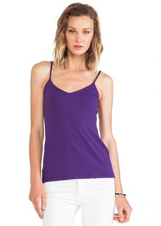 Susana Monaco Very V Tank in Purple