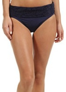 Tommy Bahama Lace Ahoy High Waist Bottom w/ Lace Wide Band