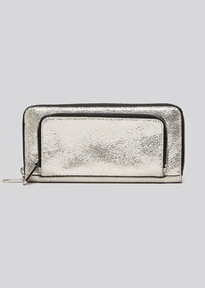 MILLY iPhone 5/5s Wallet - Rivington Metallic Continental