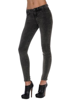 "J Brand Mid Rise 11"" Legging in Static Conifer"