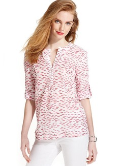Tommy Hilfiger Printed Tunic