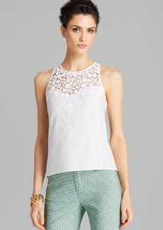 Nanette Lepore Top - Terrace Lace