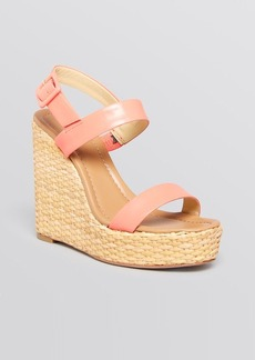 kate spade new york Plartform Wedge Sandals - Dancer
