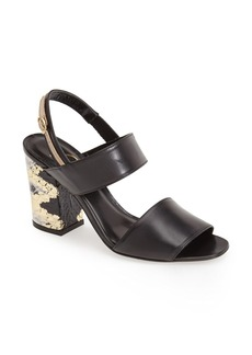 Delman 'Adria' Slingback Sandal (Women)