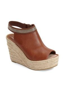 Delman 'Aria' Platform Sandal (Women)
