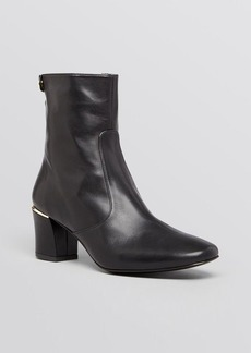 Delman Booties - Cryss