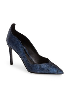 Delman 'Brie' Pointy Toe Pump (Women)