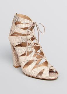 Delman Darci Sandals - High Heel