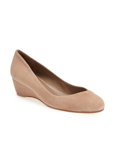 Delman 'Doll' Wedge Pump (Women)