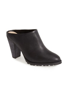 Delman 'Exude' Lugged Leather Mule (Women)