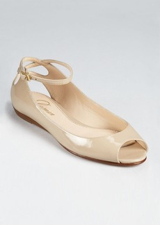 Delman Flats - Fern Demi Wedge