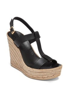 Delman Know the ropes with our T-strap espadrille