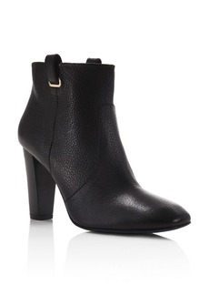 Delman Lydia High Heel Booties