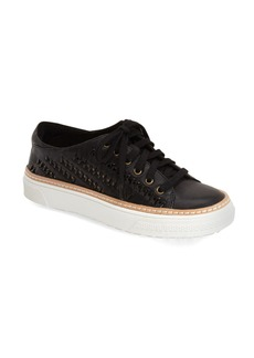 Delman 'Mela' Perforated Sneaker (Women)