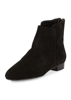 Delman Myth Suede Ankle Boot