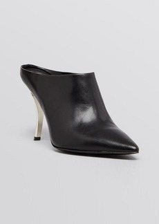 Delman Pumps - Brava High Heel Slide