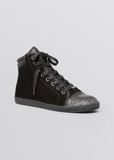 Delman Sneakers - Merge With Metallic Toe
