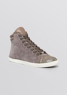 Delman Sneakers - Merge With Metallic Toe