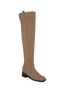 Delman Sofie Pull-On Tall Riding Boots