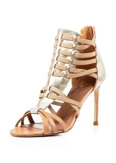 Delman Strappy Sandals - Jacey High Heel