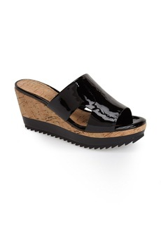 Delman 'Viva' Platform Wedge Sandal (Women)