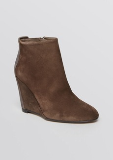 Delman Wedge Booties - Eager