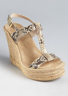 Delman Wedges - Trish Espadrille