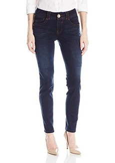Democracy Women's Loop-Back Denim Legging Jean